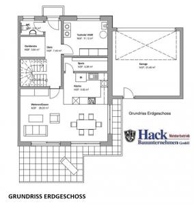 DHH Eisenbach II - Erdgeschoss