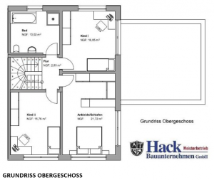 DHH Eisenbach II - Obergeschoss